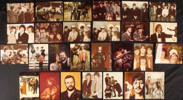 27 Beatles 5x7 Photos 2nd Generation Lennon, McCartney