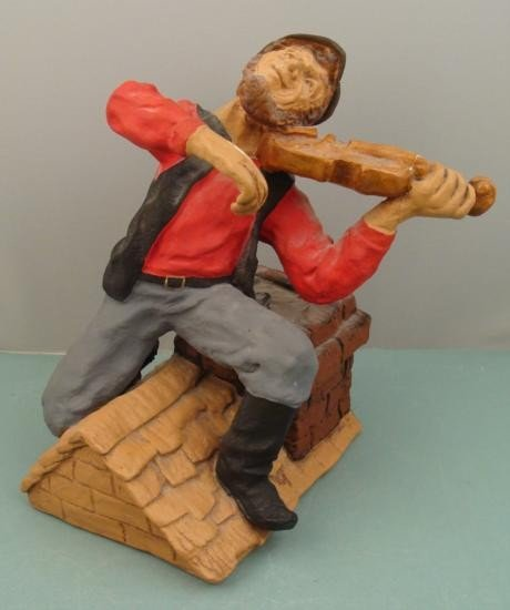 Fiddler On The Roof Ltd Ed Sculpture Figurine