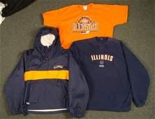 Illinois Fighting Illini Jacket Sweatshirt T Shirt
