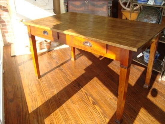 French country Farm table circa 1920