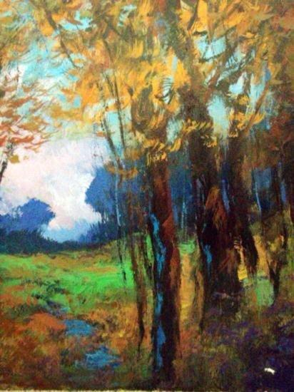 SpringTime by Schofield Oil 16x20