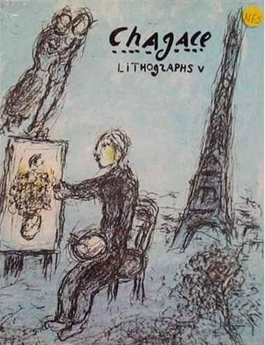 Chagall Lithographs V