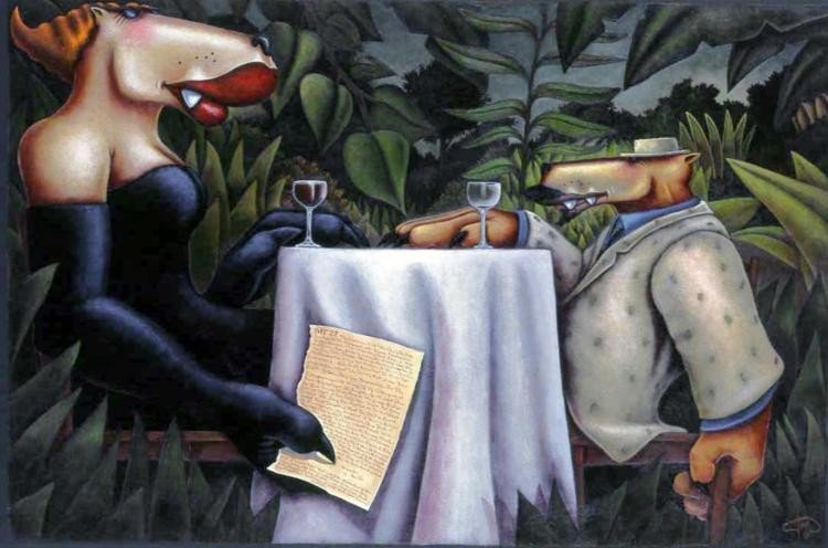 Markus Pierson 'THE LAST KNOWN JOURNAL ENTRY'