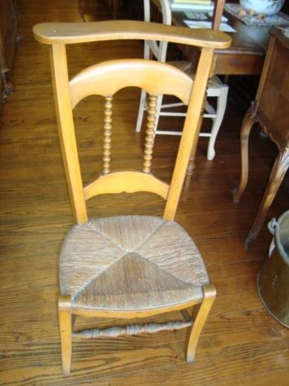 French prayer chair circa 1850