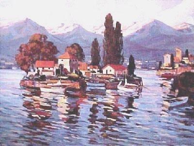 Village by Lyn Baker