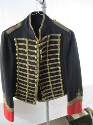MILITARY DRESS UNIFORM