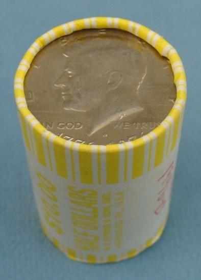 1 Roll 1976-D Kennedy Halves Half Dollar Coins (20) Com