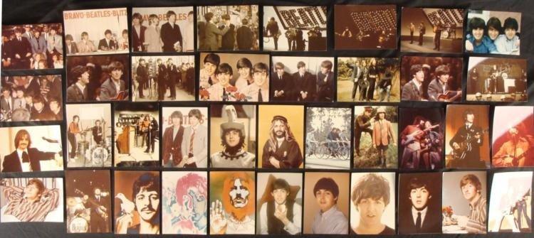 38 Beatles 5x7 Photos 2nd Generation Lennon, McCartney