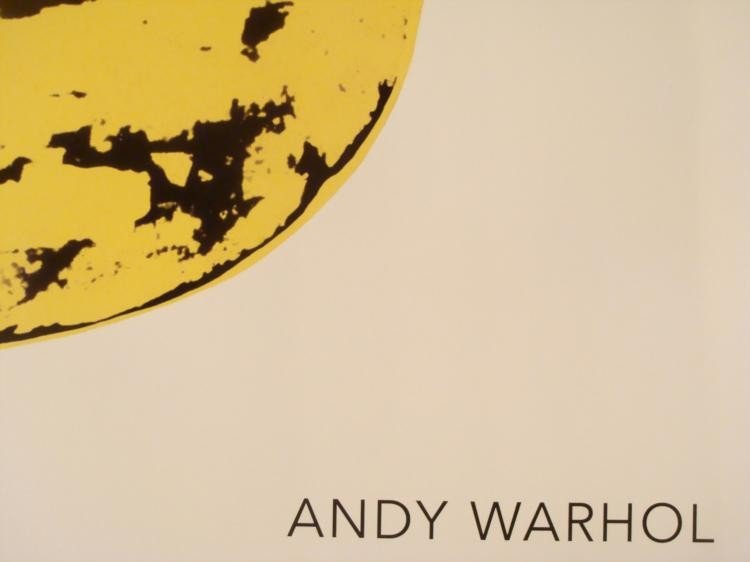 Andy Warhol : Banana, 1966 Art Print - 2