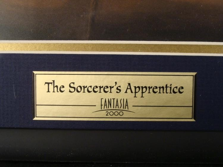 Sorcerers Apprentice Disney Fantasia Animated Picture - 5