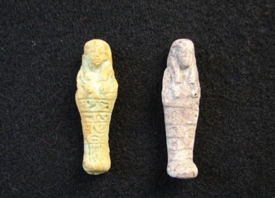 Pair Ushapti Figurines