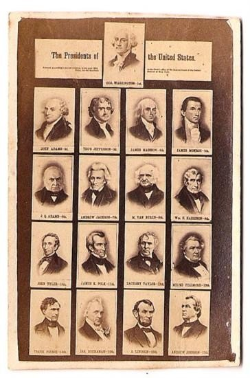 ~The Presidents of the United States~