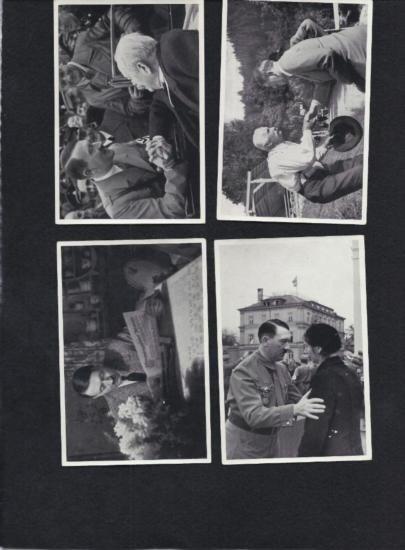 ASSORTED GERMAN POSTCARDS - LOT OF 4