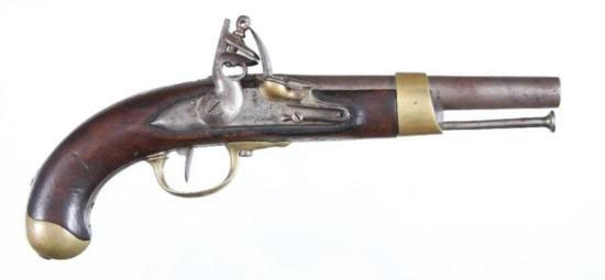 Antique French 1807-dated flintlock
