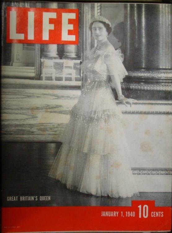 LIFE Magazine Hard Bound Collection 1936-1942 WWII Era - 2