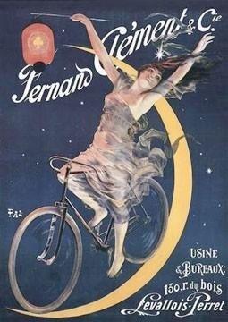 Pal - Jean de Paleologue : Clement Cycles Art Print