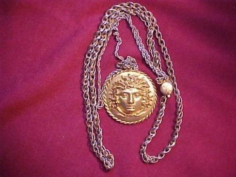 Vintage Alva Necklace MWF1739
