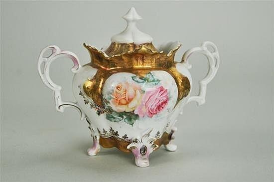 R.S. Prussia Sugar Jar