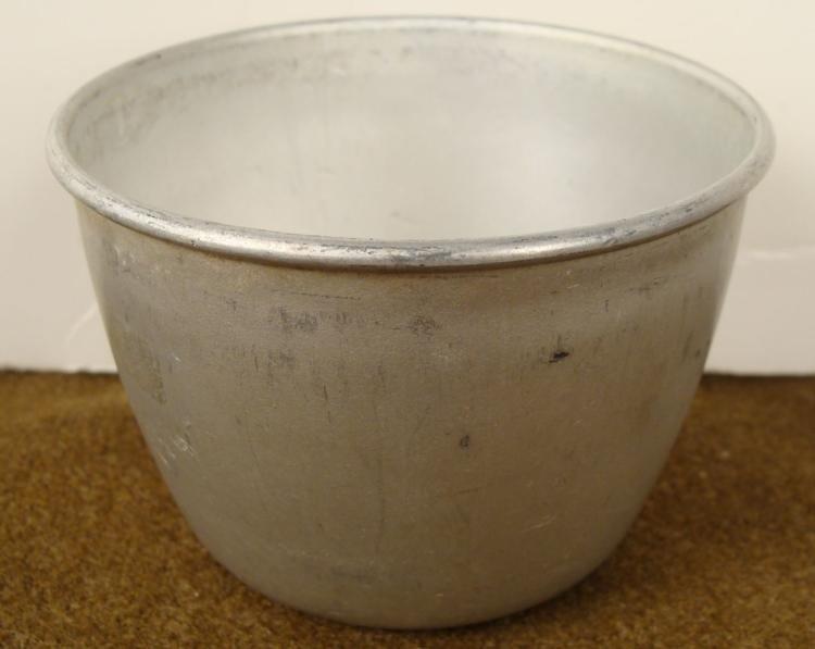 NAZI LUFTWAFFE FIELD MESS DRINKING CUP-MARKED 1944, 707