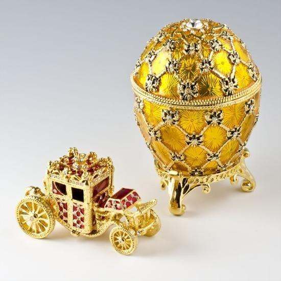 Faberge Coronation Egg