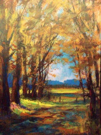 Canopy by Schofield Oil 20x16