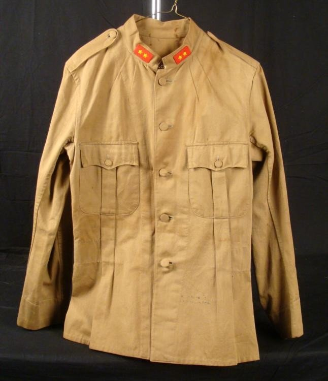 WWII IMPERIAL JAPANESE ARMY UNIFORM RARE ORIGINAL TUNIC