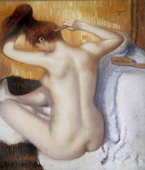Sergeants painting of a ~Nude Woman~
