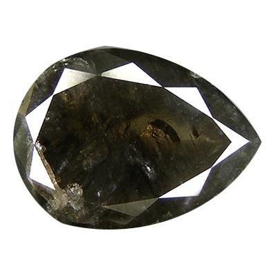 1.32 CT BLACK NATURAL DIAMOND