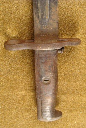 MODEL 1905 U.S. BAYONET-STAMPED SPRINGFIELD ARMORY 1907