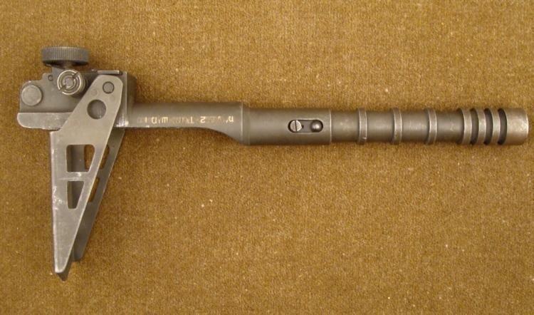 ISRAELI 7.62 MACHINE GUN BARRELL STABELIZER