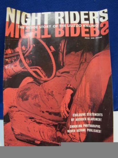 RARE Night Riders Magazine