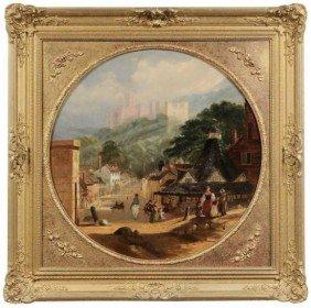 MWF1326 Manner of John Henry Henshall (British 1856-19