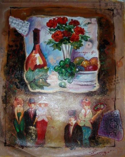 Kovigro12 is 21x16 Oil Painting Canvas