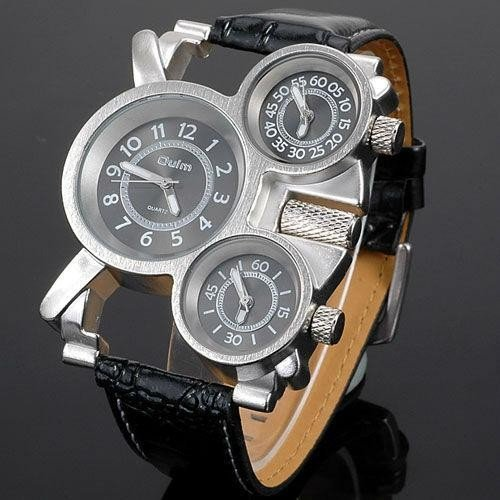 Unusual Military Style Wristwatch