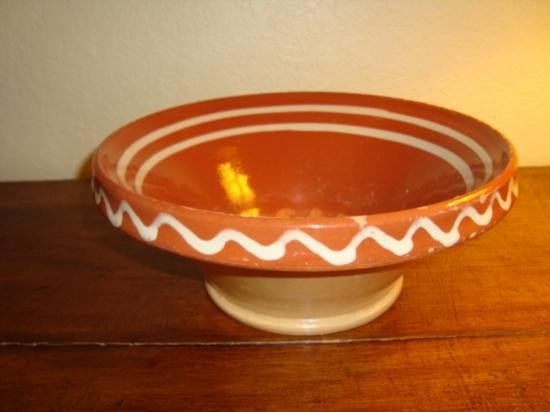 French mixing bowl tian from Alsace early 1900's