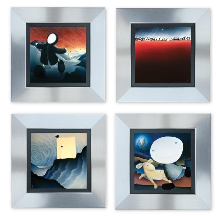 Mackenzie Thorpe : Iconography Collection I