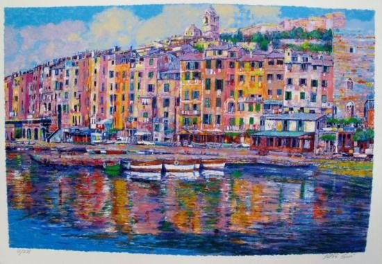 Porto Venne L/E Signed and numbered 26x38.5