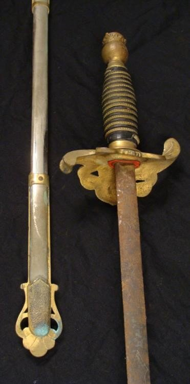 INTL ORDER OF ODD FELLOWS PATRIARCHS MILITANT SWORD - 4