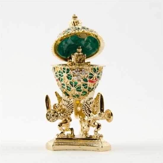 Faberge Miniature Egg