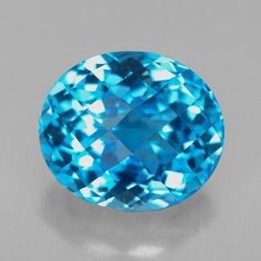 8.54ct Swiss Blue Topaz