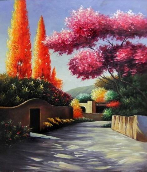 ~Daybreak in Spain~ by Hugo Torrez