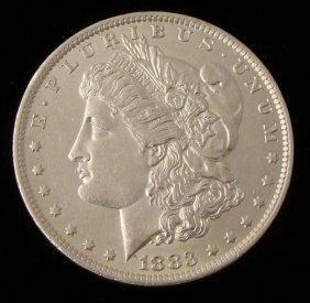 1883-O Very Hi-Grade Morgan Silver Dollar