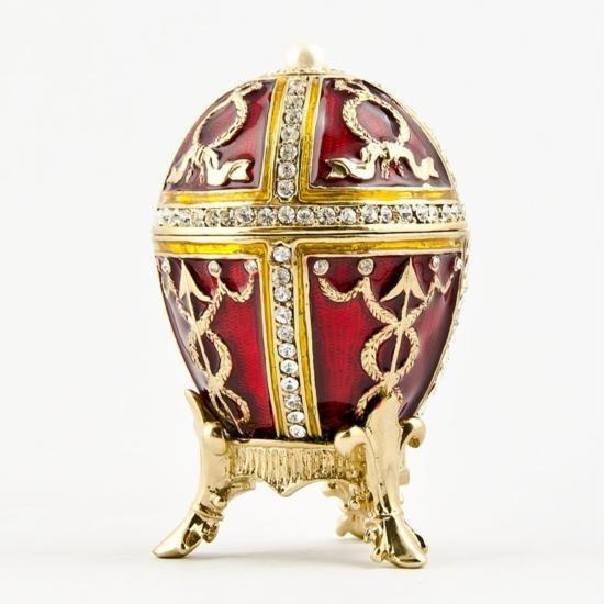 Miniature Rosebud Egg
