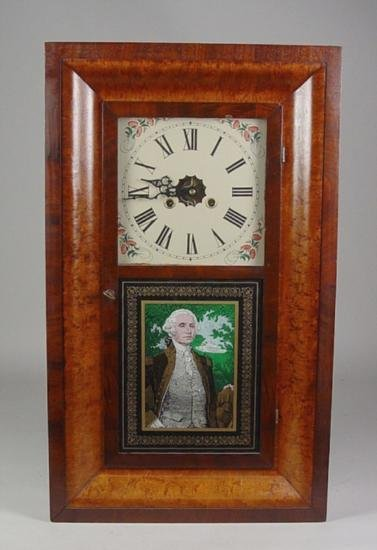 Connecticut Ogee Shelf Clock