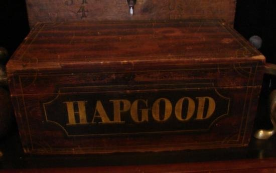 GENERAL HAPGOOD TRUNK