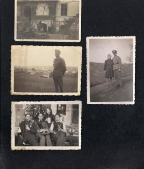 ASSORTED GERMAN PHOTOGRAPHS - LOT OF 4
