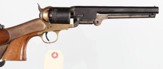 Centennial Arms Co Navy Revolver .36cal Serial # 33665