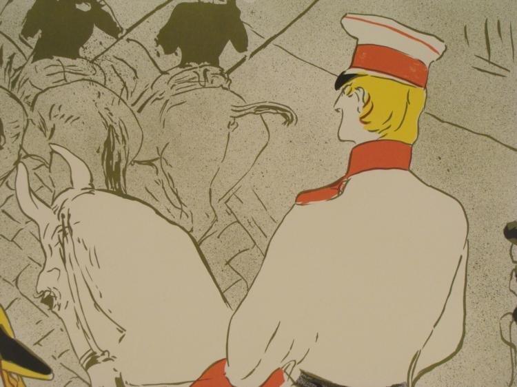 Henri de Toulouse-Lautrec : Babylone d'Allemagne Print - 2