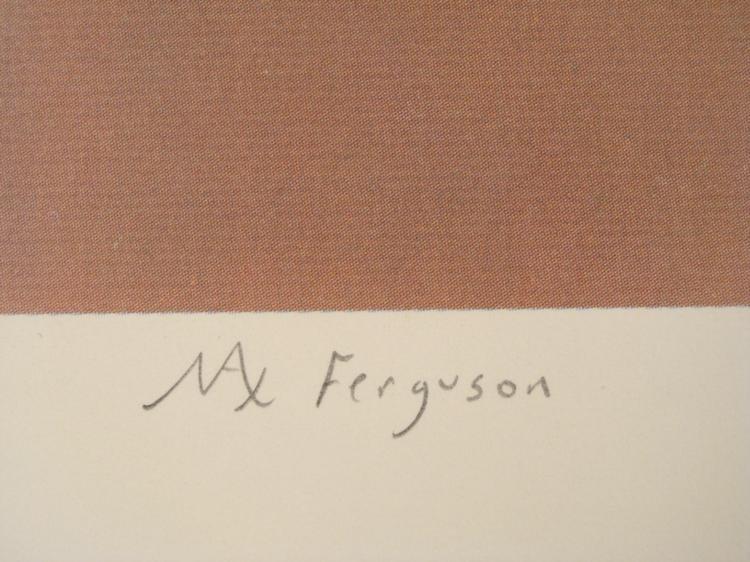 Max Ferguson : Torah Scribe Judaic Art Print - 3