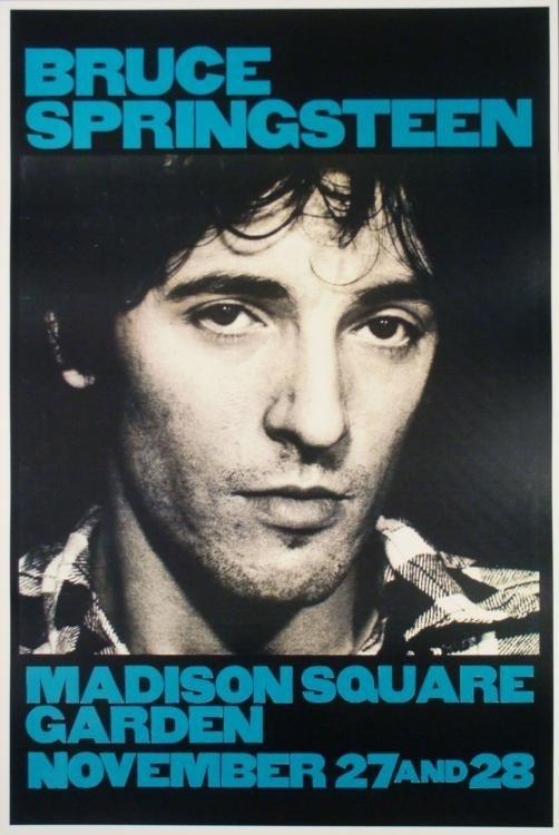 5 Bruce Springsteen 12x18 Repro Concert & Album Posters - 3